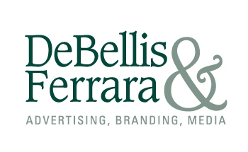 """DeBellis and Ferrara logo"
