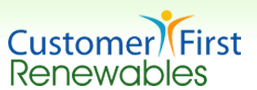 """Customer First Renewables logo"