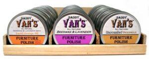 Van's Funiture Polish logo
