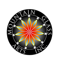 Mountain Glass Arts Inc. logo