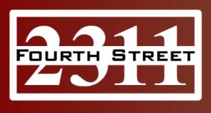 2311 Fourth Street logo