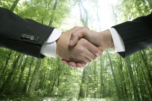 Sustainable business makes change happen