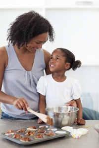Cooking for mothers day - reduce your carbon footprint