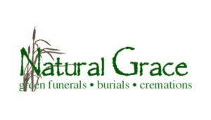 Natural Grace, green funerals, burials, and cremations logo