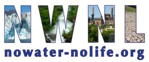 nowater-nolife.org logo