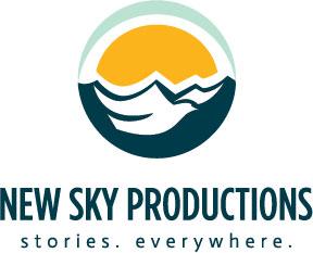 New Sky Productions logo