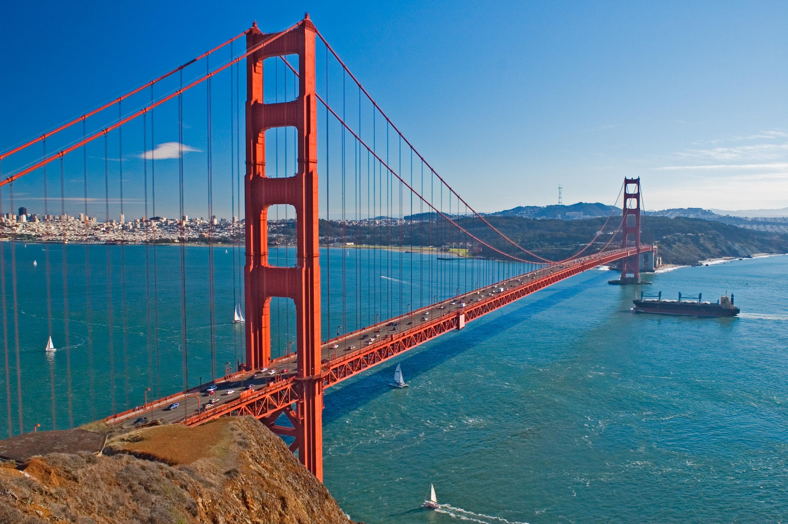 Golden State Bridge
