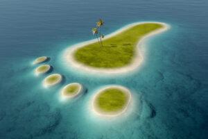 Footprint Island