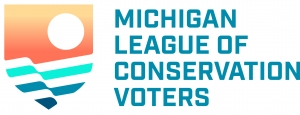 Michigan League of Conservation Voters logo