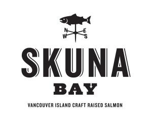 SKUNA BAY logo