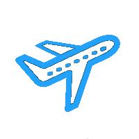 flight offsets icon