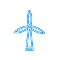 renewable energy credits icon