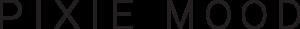 pixie mood black logo