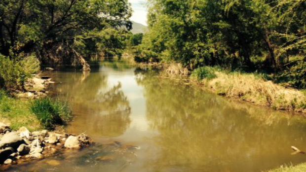 verde river ditch