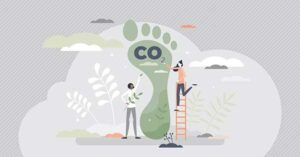 What is a Carbon Offset Illustration